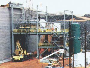 Antelope Coal Company Coal Crusher and Conveyor