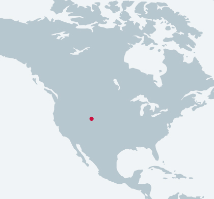 Antelope Coal Company Coal Crusher and Conveyor location map