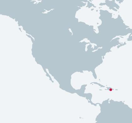 Cementos Colon Clinker Terminal location map