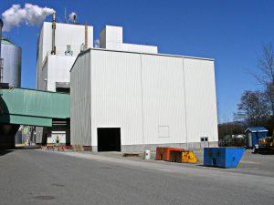 Eurocan Cogeneration Plant