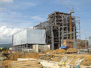 Uong Bi 300 MW Extension Power Plant