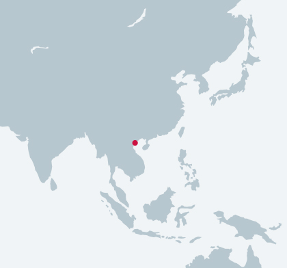 Uong Bi 300 MW Extension Power Plant location map