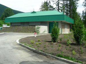 Capilano Energy Recovery Facility and Break Head Tank