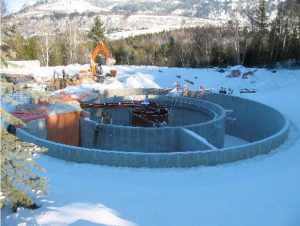 South Castlegar Waste Water Treatment Plant