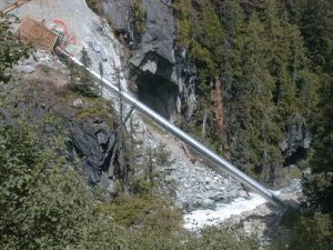 Miller Creek Hydroelectric Project