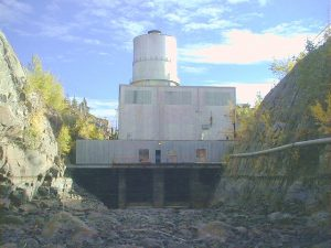 Taltson Hydropower Station
