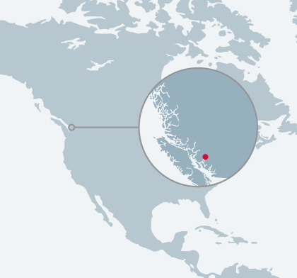 Whistler Athlete's Village Water Supply location map